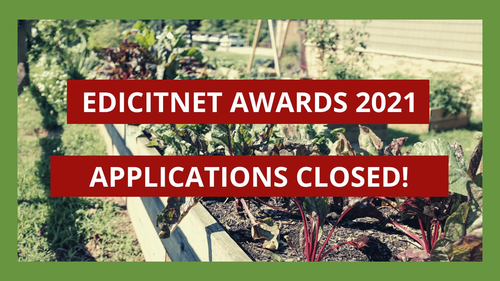 EDICITNET AWARDS 2021