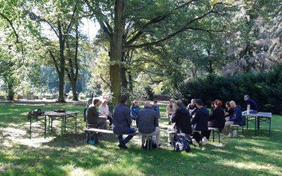 Exploring Green, Edible Futures for Berlins Housing Cooperatives