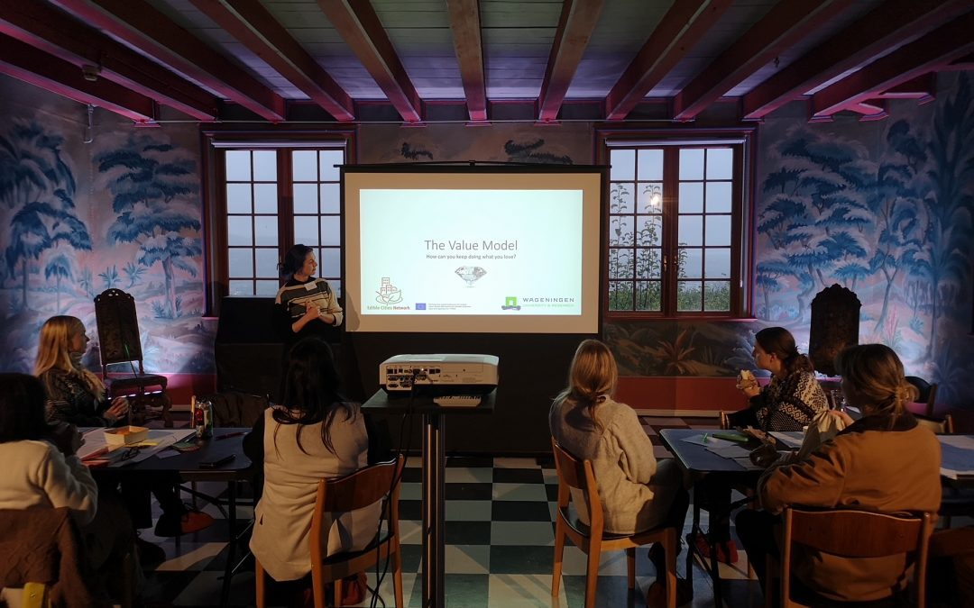 Finding Sustainable Economic Models in Urban Agriculture – First workshop in Oslo