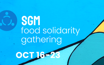 Social Gastronomy Movement – Food Solidarity Gathering – 16-23 October 2020