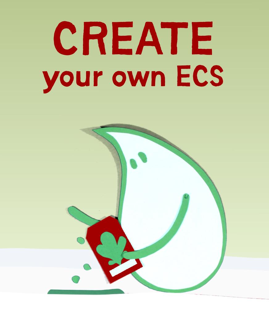 Ustvarite svoj ECS