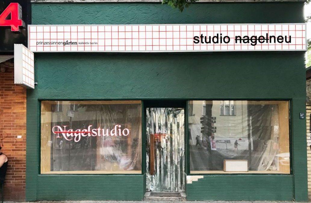 Welcome to studio Nagelneu!