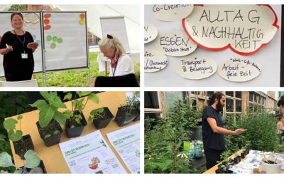 Zukunftsforum & Ethical Volunteering: A Weekend of Outreach Activities for the EdiCitNet Team