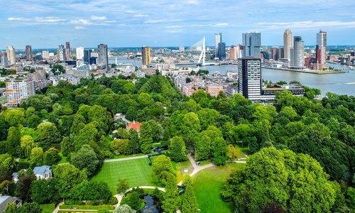 Rotterdam_by_djedj